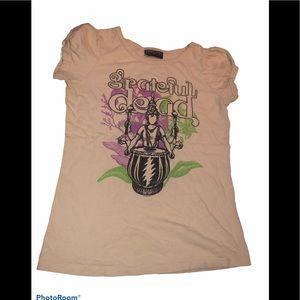 🔥4/$20 Grateful Dead signature network shirt S